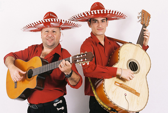 Themafeest Mexicaanse feest, avond, middag, thema, dag